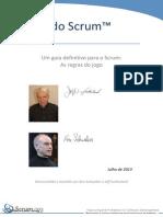 Scrum Guide Portuguese BR