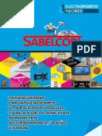 Catalogo Sabelcort - Electropuerto
