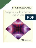 Kierkegaard, Etapes sur le chemin de la vie.pdf