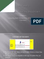 Viscosity and Mechanisms of Momentum Transport