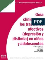 Guía Clínica para Trastornos Afectivos en Niños y Adolescentes