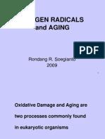 1. Biokim Prof Rondang - Oxygen Radicals & Aging