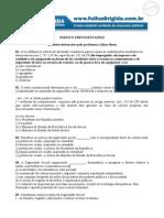 Direito Previdenciário_FolhaDirigida