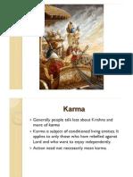 Karma (Part-1)