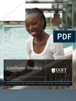 2010-2011 Graduate Studies Viewbook