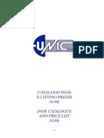 Catalogo Inox