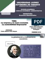 La Empresa y la nueva economía