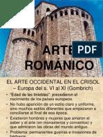 Arte románico - Arquitectura