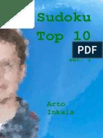 AL Sudoku Top 10
