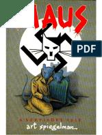 Art Spiegelman – Maus –  Vol. 1