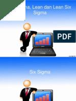 2-Six Sigma, Lean