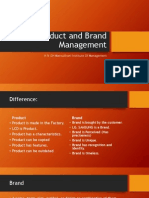 Product and Brand Management (1)