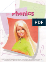 Barbie Phonics