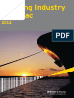 EY 2013 Shipping Industry Almanac