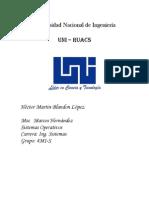 Sistemas Operativos Hector Martin