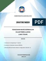 INSTRUMEN PENGESANAN IPMBDP