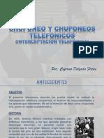 Interceptacion Telefonica