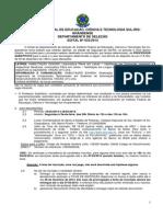 Edital-033 2014 [Informação e comunicacao - Letras]