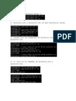 Comandos Linux Scanning