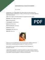 Analisis Cinematografico de La Pelicula the Internship