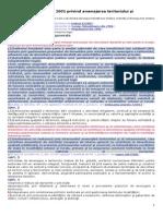 LEGEA 350_2001 Cu Modificari Si Completari 2012
