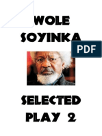 Collected Plays Soyinka