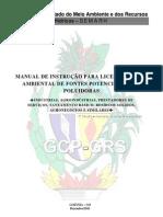 Manual de Instrucoes Para Licenciamento Ambiental Gcp - Grs 4 Edicao- Dez. - 2011 Versao Publica