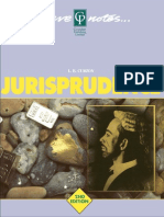 [Peter Curzon] Lecture Notes on Jurisprudence