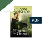 Heritiere des Ombres - Tome 2 - ANNE BISHOP.epub