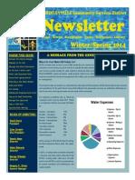 2014 Winter-Spring McKinleyville Community Services District Newsletter