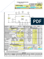 56783456 API 650 Tank Design Calculation
