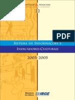 Pesquisa IBGE 2005