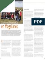 Reportaje-difusion Del Mh en Magallanes