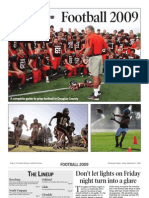Football Preview 2009