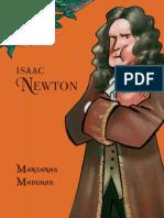 Isaac Newton para niños