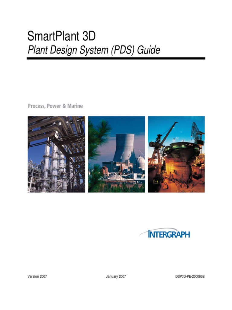 pds guide databases installation computer programs rh scribd com Intergraph Products Intergraph Government Solutions