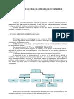 Analiza Si Proiectarea Sistemelor Informatice