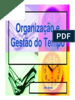 1222788293 Organizacao e Gestao Do Tempo