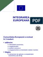 INTEGRAREA-EUROPEANA