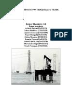 Venezuela Oil Industry