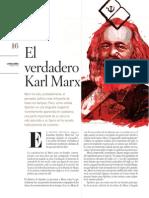 El  verdadero Karl Marx