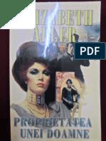 Elizabeth Adler-Proprietatea Unei Doamne