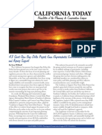 December 2012 California Today, PLanning and Conservation League Newsletter