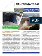 July 2013 California Today, PLanning and Conservation League Newsletter