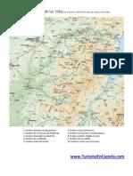 Mapa Sierra Las Villas