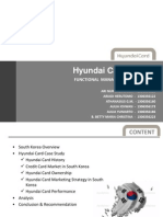 Hyundai Card Presentation