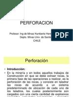 Perforacion Rajo PARTE 1