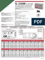 Documentacion Sobre Baterias APC BackUPS 1500