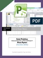 Guia de Project Basico