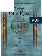 tafsir-ibnu-katsir-juz-6